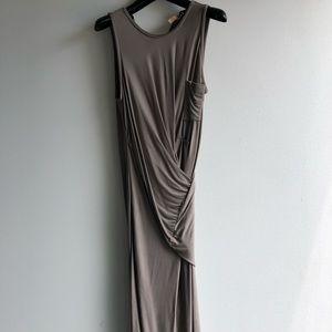 Alexander Wang gray dress